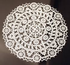 Paska cipka - Lace from Pag